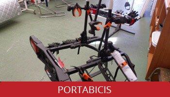 Portabicis, accesorios para viajes