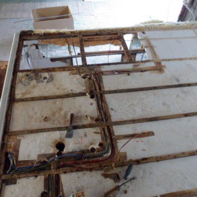 Autocaravanas, reparaciones, solución humedades